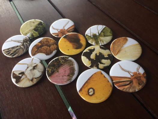 abstract badges
